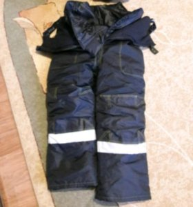 Продам спец одежду зимняя новая