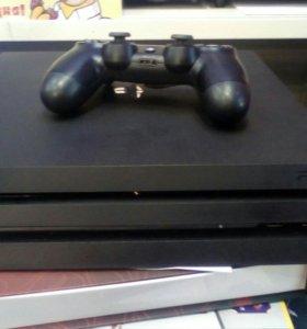 PS4 PRO!!! 1 TB + fifa