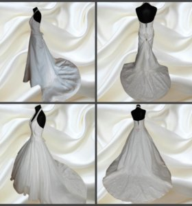 свадебное платье . прокат
