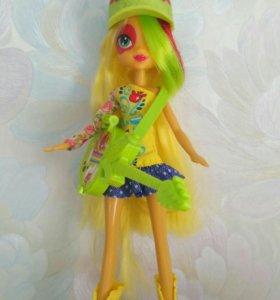 Кукла Equestria girl Эплджек