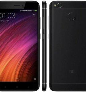 Xiaomi redmi 4x 3 32 gb black global