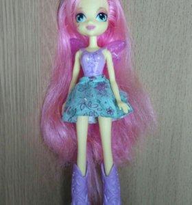 Кукла Equestria girl Флатершай