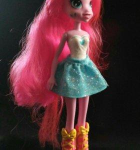 Кукла Equestria girl Пинки Пай