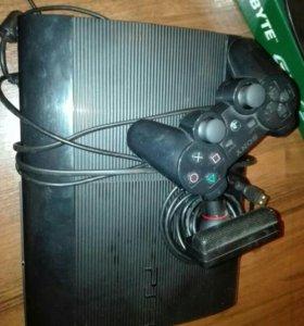 PS3 Super Slim 500ГБ