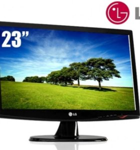 ЖК монитор LG W2343S