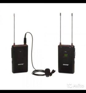 Радио петля shure