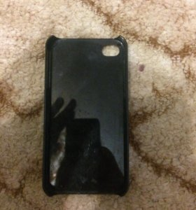 Чехол для iPhone 4s с принтом gta5