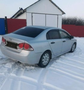 Honda Civic, 2008