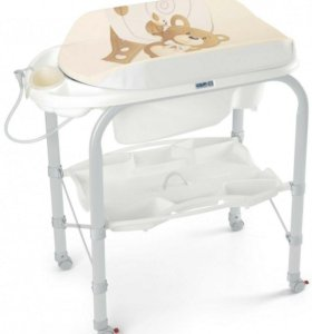 Пеленальный стол - ванночка Cam Cambio