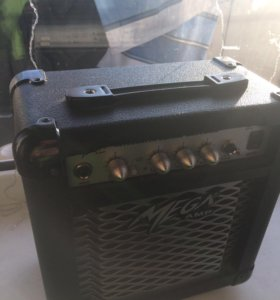 Комбик гитарный Mega amp gl15