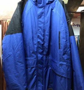 Горнолыжная куртка размер xxxl