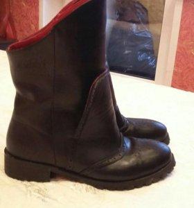 Ботинки женские 38рр