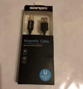 Магнитный кабель micro usb / android