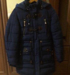 Детская куртка-парка рост146