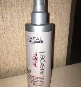 Спрей для защиты и сохранения цвета волос