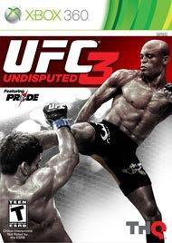 UFC xbox360
