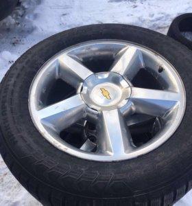 Колеса для Chevrolet Tahoe
