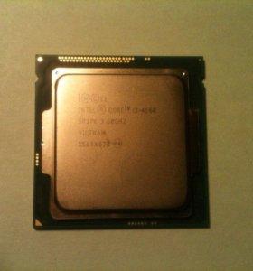 Intel® Core™ i3-4160 Processor 3M Cache, 3.60 GHz