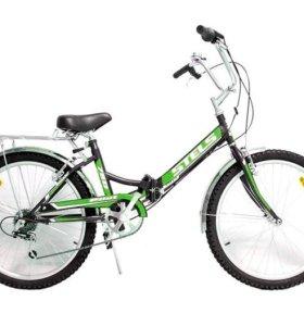 """Велосипед складной Stels Pilot-750 24"""" / 16"""""""