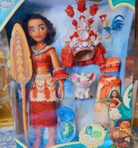 Поющая кукла Моана, Дисней стор
