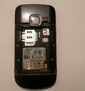Системная плата на Nokia C3-00 оригинал
