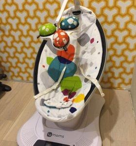 Кресло-качалка 4Moms Mamaroo 3.0