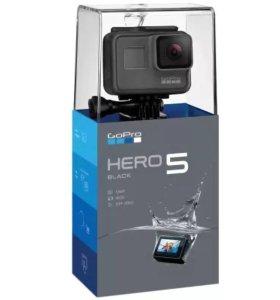GoPro Hero 5. Новый.