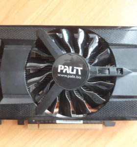 Видеокарта Palit geforce GTX 660 2048mb gddr5