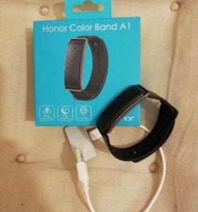 Фитнес браслет Color Band A1