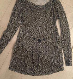 Кофта блуза для беременных