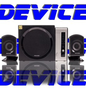 Компьютерная акустика 2.1 microlab FC-550