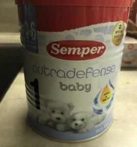 Смесь Semper от 0 до 6 мес
