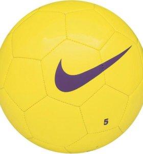 Мяч футбольный новый найк