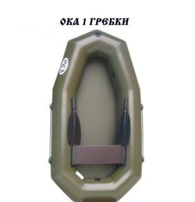 Лодка ПВХ ОКА 1 Гребки