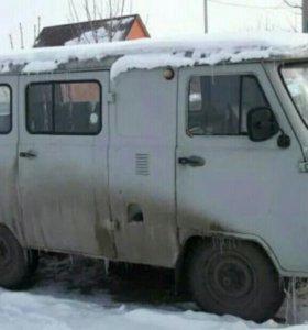 разор Уаз санитарка