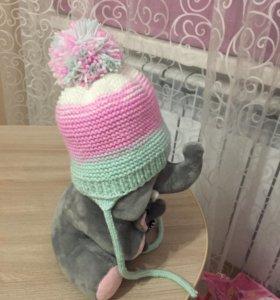 Весенняя шапочка (новая)