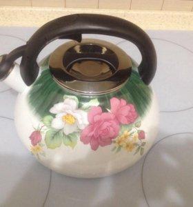 Чайник для всех видов плит