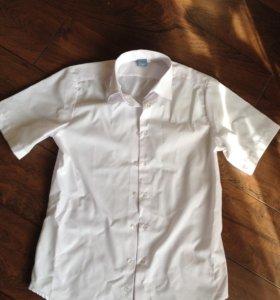 "Рубашка белая ворот 39 ""Агрус"" 170-176"