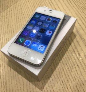 iPhone 4s 16gb б/у