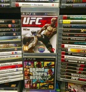 Лицензионные диски для PS3