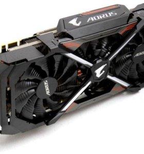 Gigabyte, MSI GeForce GTX 1080 Ti 11G AUROS, DUKE