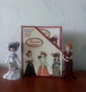 Куклы , ( Дамы Эпохи ) 50 штук. 1шт = 400руб.