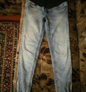 джинсы для беременых