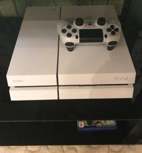 Sony PlayStation 4 на 500 Gb