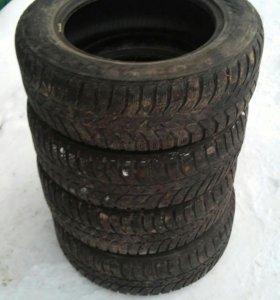 Зимняя резина R15 Bridgestone ice Cruiser 500