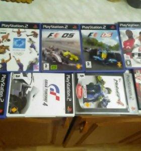 Диски для PS2