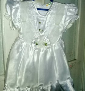 Платье празд р86