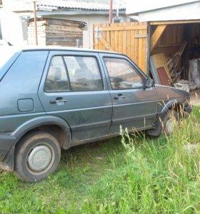 Volkswagen Golf, 1989