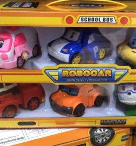 Игрушки Робокар поли