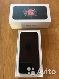 Apple iPhone SE 32GB (серый космос)
